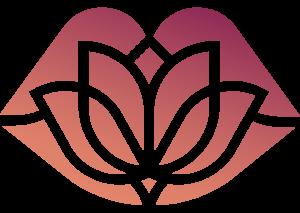 stilisierte lotusbluete